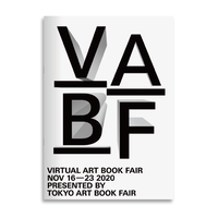 VABF公式カタログ(印刷物)/ VABF Official Catalog (Printed Matter)