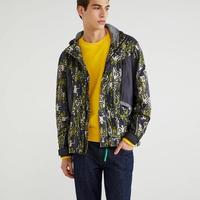 Benetton Keith Haring Nylon Jacket