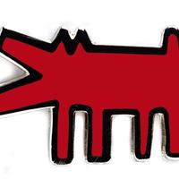 PINTRILL Barking Dog Pin