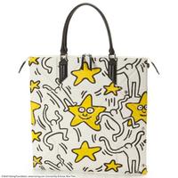 Hanno Fu Keith Haring Stars Bag