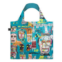 LOQI Basquiat BASQUIAT Skull Bag