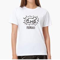 FIORUCCI  Baby T-shirt White
