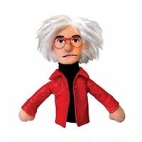 Andy Warhol Magnetic personality Finger Puppet