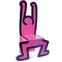 Vilac Keith Haring Chair Pink