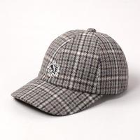CA4LA X Keith Haring CHECK CAP01 CKH00040 BROWN