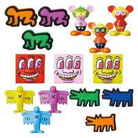 Medicom Toy MINI VCD KEITH HARING # 2