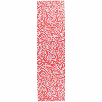Element X Keith Haring All Over Print Grip Tape Red