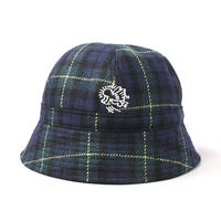 CA4LA X Keith Haring CHECK HAT01 CKH00042 NAVY