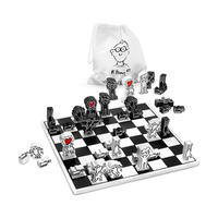 Keith Haring Vilac Chess Set