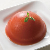 【冷凍のままで食べる新しい味覚のゼリー】完熟トマトジュレシャーベット 68g