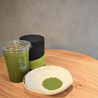 【送料無料】おくみどり -抹茶 - 茶缶100g