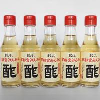宇都宮みんみん 餃子に良く合う酢 / 150ml( 5本入り)