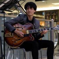 若手ジャズギタリスト杉山慧さんを応援しよう!
