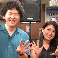 おウチで楽しむイヴイヴLIVE「星降る夜のジャズ」トランペット高澤綾&安田和生ピアノ 素敵な演奏をありがとう♡¥2000