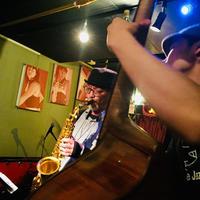 12/2@ナカノピグノウズ津上研太×落合康介jazz live¥1000