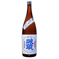 誠鏡 しぼりたて 純米生原酒 1800ml