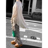 cupra big blouse (ivory)
