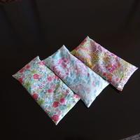 アイピロー(フラックスシード&ラベンダー)【ピンク系】