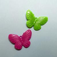 レトロ 蝶々 〈5コ〉