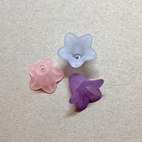 磨りガラス風  5枚花弁〈20コ〉