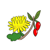 【薬膳茶シリーズ】目の疲れが気になる方におすすめブレンド:養眼茶(やんいぇんちゃ)(60~90杯分)