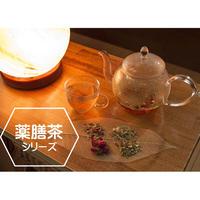 《定期》【薬膳茶シリーズ】肌のぽつぽつやイガイガ、鼻の通りなど気になる方におすすめブレンド:三華茶(さんふぁちゃ)(約100杯)