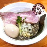 【数量限定】めんや天夢お土産麺 ヤバニボ醤油 1食セット【麺とスープのみ】