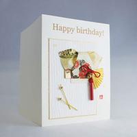 誕生日カード DM-25