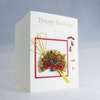 誕生日カード DM-22、23