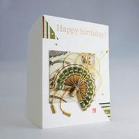 誕生日カード DM-27