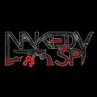 NAKED SPY ステッカー