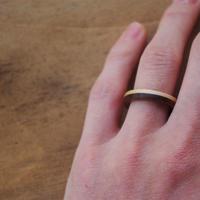 木のリング