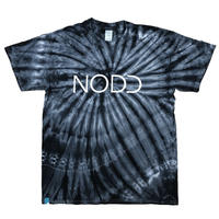 BRUSH PAINT TIE DYE【T-SHIRT】