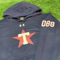 【TOKUSHIMA ASTROS 】UNDER ARMOUR HOODIE