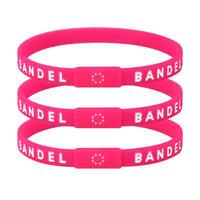 BANDEL(バンデル)ライン ブレスレット 3ピースセット