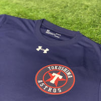【TOKUSHIMA ASTROS 】UNDER ARMOUR LOCKER T