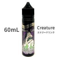 """60ml  エナジードリンク  """"Creature""""  VAPEリキッド"""