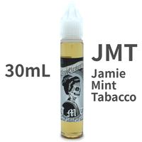 "30mL 英国紅茶 x モヒートミント x タバコ ""JMT(Jamie × Mint ×Tabacco)"" VAPEリキッド"