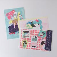 Postcard Collection: 夏・夜・思 その1&その2