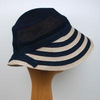 ASB-07 elegant lame knit stripe