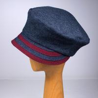 AWB-26 casbert moyen  knit stripe