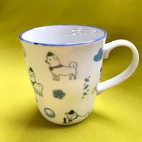 マグカップ  (ブルー)