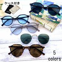 【クラウンパント サングラス 】5colors/TY2953  MEN'S/LADY'S   サングラスケース付き 送料無料!