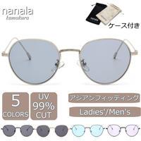 【ヴィンテージ サングラス】5colors/UV99%cut/Ladies'・Men's