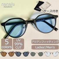 【クラウンパント サングラス 】5colors/UV99%cut/Ladies'・Men's