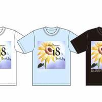 阿部菜々実 生誕 Tシャツ 2020