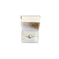 百花 Goldfish Pearl Ring #8