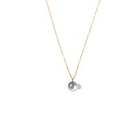 #76 百花 Goldfish Pearl Necklace