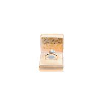 百花 Goldfish Pearl Ring #6