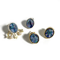 Mosaic opal pierce (Set)